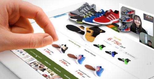 Gian hàng ảo trực quan: Ứng dụng cho doanh nghiệp và người tiêu dùng