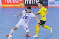Giải futsal VĐQG 2019: Thái Sơn Nam áp sát ngôi đầu