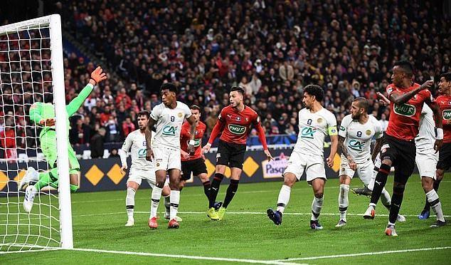 Rennes,PSG,Mbappe