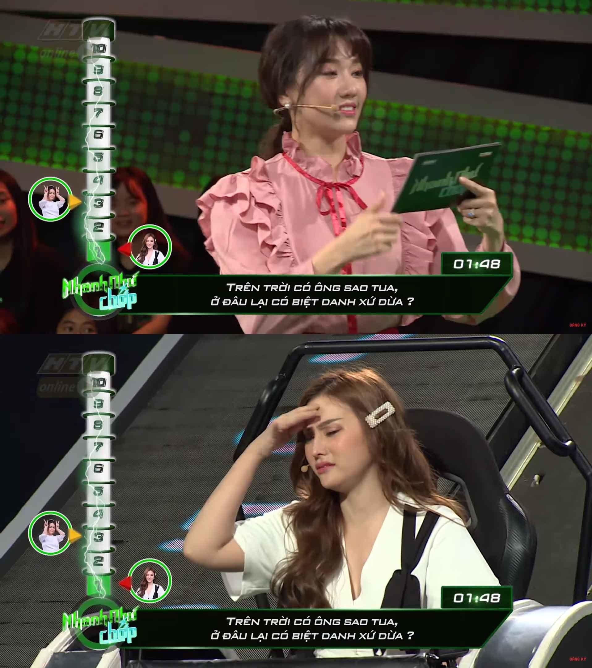 Trường Giang tiết lộ Hari Won gọi Trấn Thành là 'chị' khi ở nhà