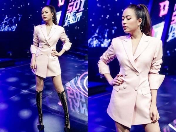 Hoàng Thùy Linh gợi cảm nhất nhì showbiz Việt nhờ phong cách thời trang sexy