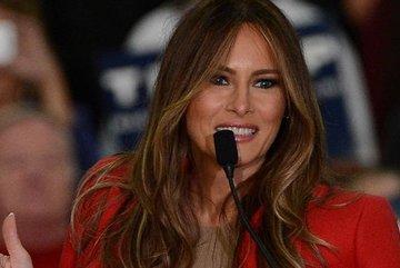 Video làm rộ tin đồn vợ ông Trump dùng người thế thân
