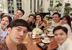 'Tình tin đồn' dự sinh nhật Trịnh Thăng Bình cùng Kim Lý, Hồ Ngọc Hà