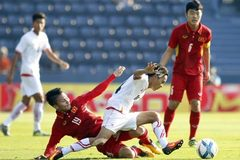 U23s schedule friendly against Myanmar in June