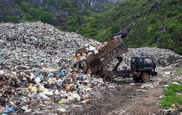 Untreated waste threatens environment in Ba ria-Vung tau