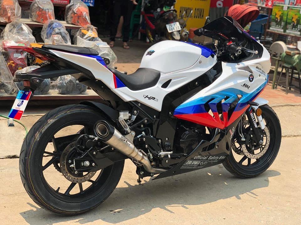 'Bản sao' BMW S1000RR giá chỉ 30 triệu tại Việt Nam