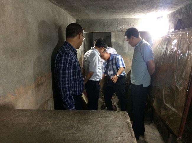 Chuyện ít biết về căn hầm chứa gần ba tấn vũ khí dùng để đánh chiếm Dinh Độc Lập