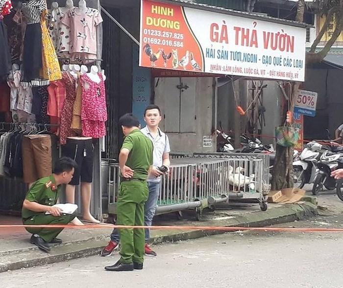 Thái Bình,giết người