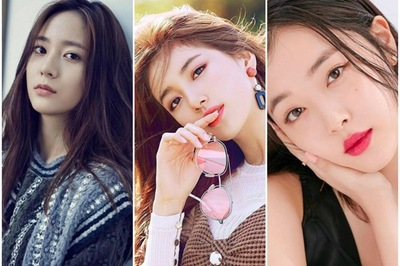5 sao nữ được bình chọn có gương mặt đẹp nhất Kpop