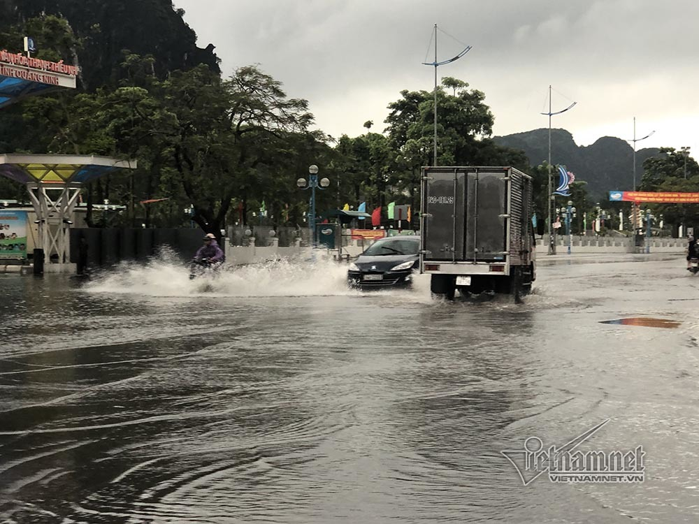 mưa dông,nắng nóng,Hạ Long,Quảng Ninh