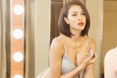 MC sexy nhất showbiz Việt: 'Tôi chụp nude nghệ thuật chứ không dung tục'