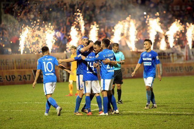 Than Quảng Ninh lội ngược đòng, Sài Gòn đại thắng sân nhà
