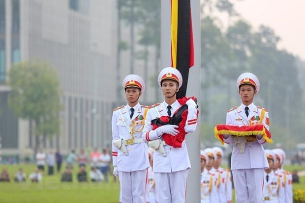 Flag to be flown at half staff during national mou,Government news,Vietnam breaking news,politic news,vietnamnet bridge,english news,Vietnam news,news Vietnam,vietnamnet news,Vietnam net news,Vietnam latest news,vn news