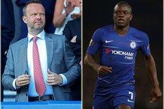 Chi 80 triệu bảng, MU lấy Kante khỏi Chelsea