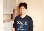 Một mình du học từ lớp 11, nam sinh cùng lúc đỗ 5 trường Ivy League