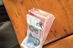 Du khách Trung Quốc ném 35 triệu đồng vào chuồng cho hươu ăn