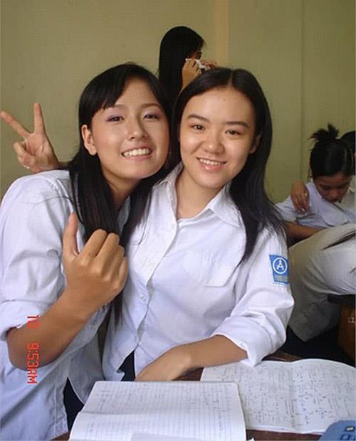 Nhan sắc thời thiếu nữ của các người đẹp nổi tiếng showbiz Việt