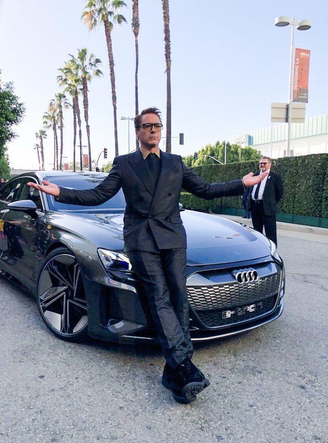 Chiếc Audi lạ mắt trong bộ phim bom tấn Avengers: Endgame là xe gì?