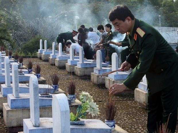 Ministry proposes marking War Martyrs day,social news,vietnamnet bridge,english news,Vietnam news,news Vietnam,vietnamnet news,Vietnam net news,Vietnam latest news,vn news,Vietnam breaking news