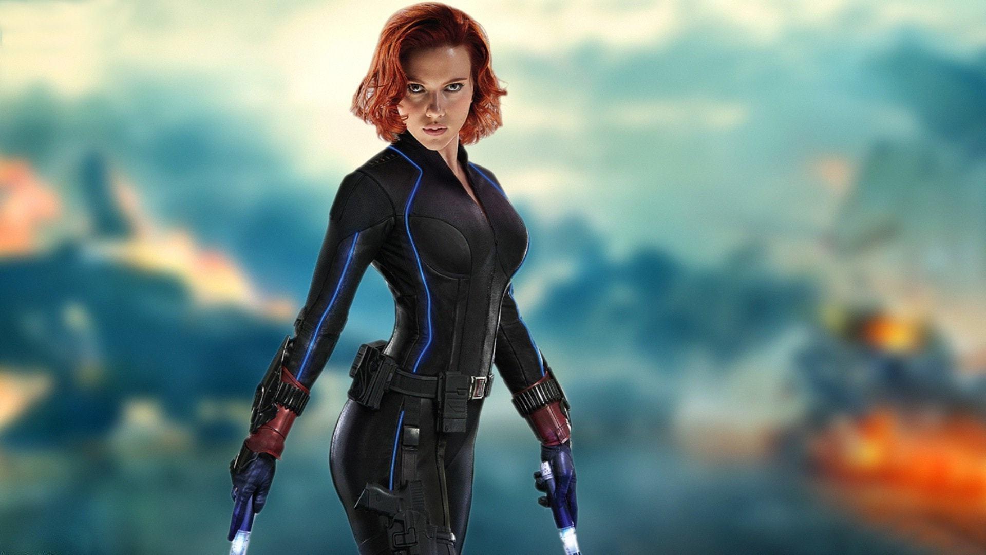 Scarlett Johansson,biệt đội siêu anh hùng,phim marvel