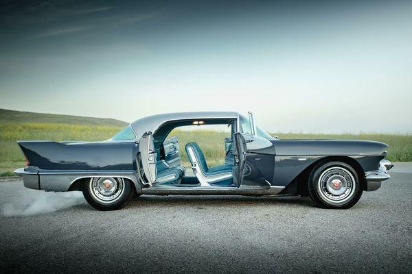 Thiết kế nổi tiếng trên Rolls-Royce từng rất thịnh hành trên chiếc xe Mỹ này