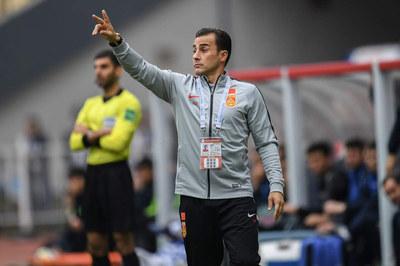 Cannavaro tháo chạy khỏi ghế HLV trưởng Trung Quốc