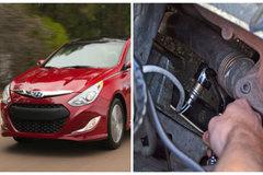Cố tình lái ô tô khi động cơ bị rung giật tài xế có thể mất mạng