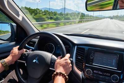 Thông tin cực thiết thực khi đi ô tô trời nắng nóng