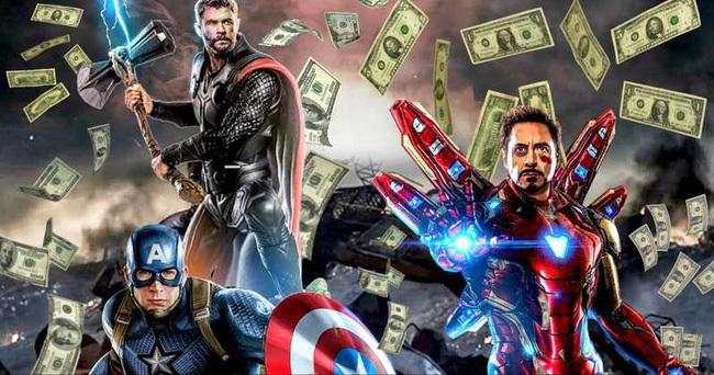 'Avengers: Endgame' thu 1,2 tỷ USD toàn cầu, 112 tỷ đồng tại Việt Nam sau 4 ngày