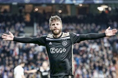 Bán kết C1: Sao Ajax tuyên bố đánh bại Tottenham