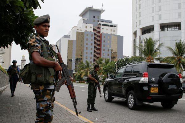 Sri Lanka,khủng bố,đánh bom