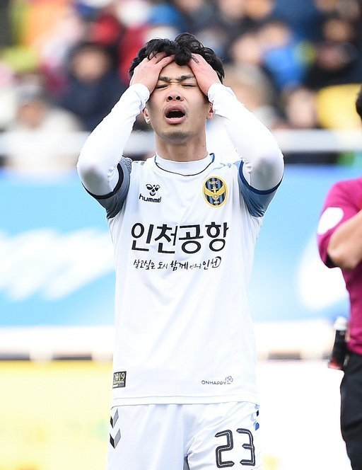 Công Phượng,Incheon United,K-League,HAGL