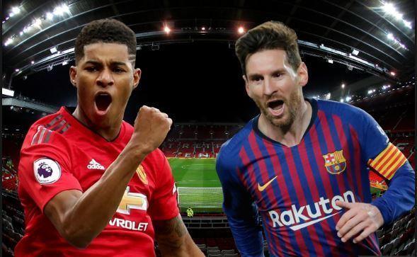 MU gật bán De Gea, Messi giục Barca ký Rashford