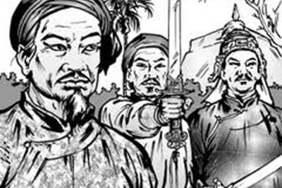 Người thầy nào có 3 học trò từ nông dân trở thành bậc đế vương?