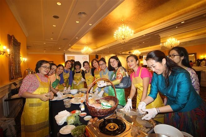 Vietnamese cuisine attracts ASEAN friends in Malaysia
