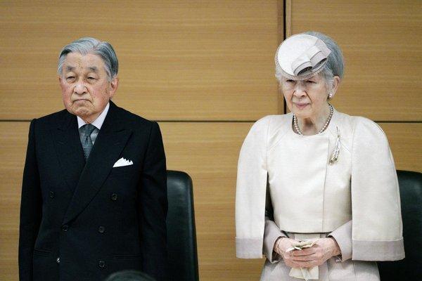 Lễ thoái vị của Nhật hoàng Akihito sẽ diễn ra hôm nay