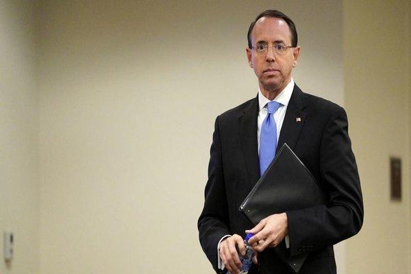Tiết lộ lý do Thứ trưởng Tư pháp Mỹ chậm từ chức