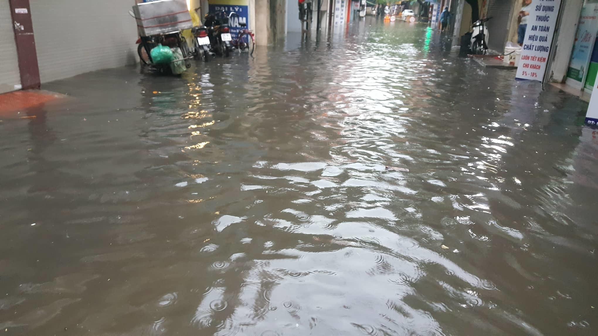 mưa ngập,ngập úng,Hà Nội