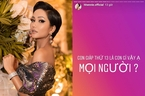 H'Hen Niê phản pháo khi bị tố giả tạo sau khi đạt Top 5 Miss Universe