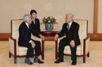 Tổng bí thư, Chủ tịch nước gửi thư tới Thượng Hoàng Nhật Bản