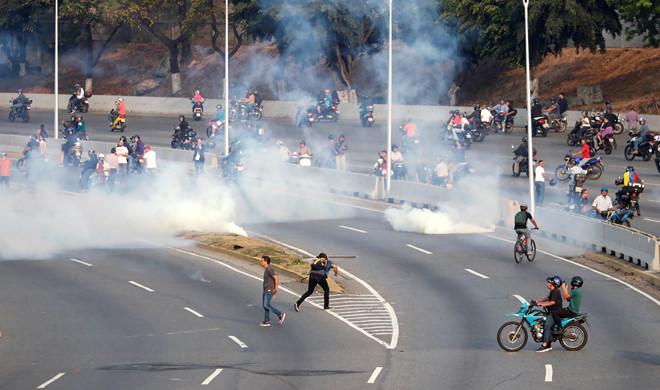 Venezuela nói 'có một nỗ lực đảo chính nhỏ'