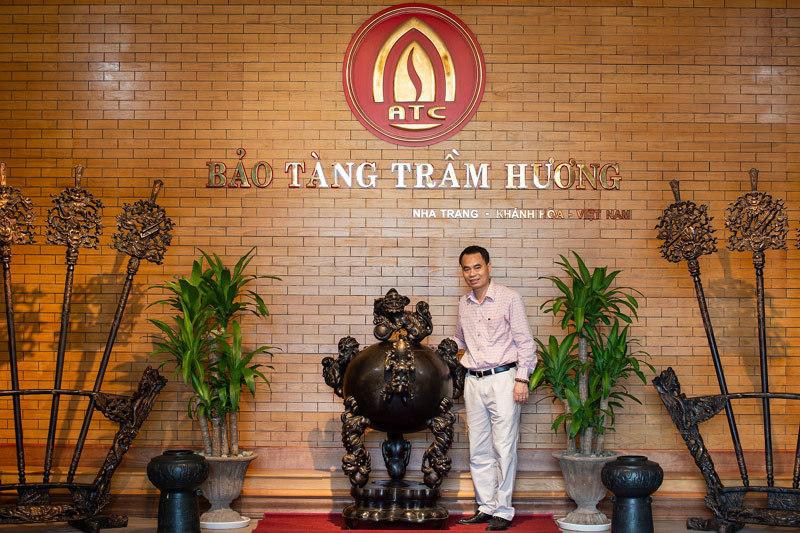 Kinh tế trầm hương, từ lễ dâng trầm đầu tiên ở Việt Nam