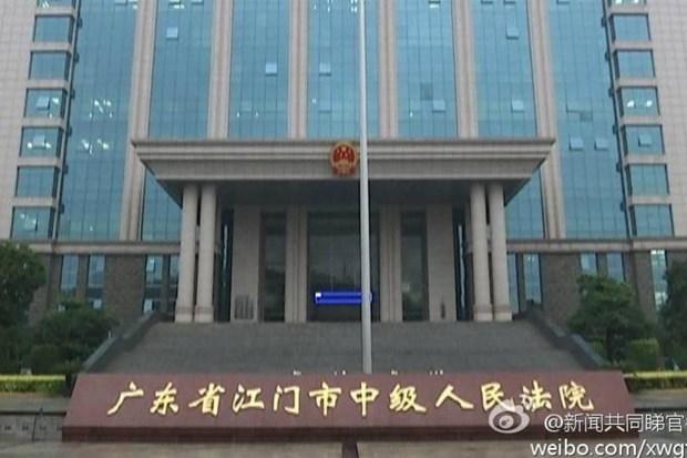 Trung Quốc tuyên án tử hình công dân Canada