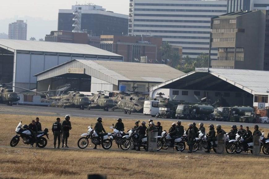 Venezuela 'tố' Mỹ đứng sau thúc đẩy âm mưu đảo chính