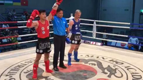 Nguyen Tran Duy Nhat reaches semifinals of Arafura Games