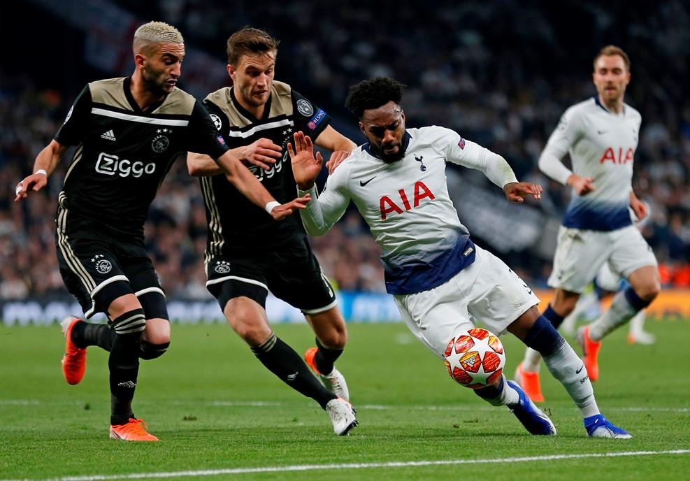 Xem trực tiếp Ajax vs Tottenham ở kênh nào?