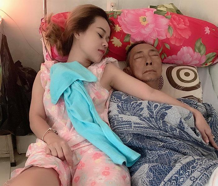 Xúc động chuyện con gái và nghệ sĩ Lê Bình chiến đấu với ung thư
