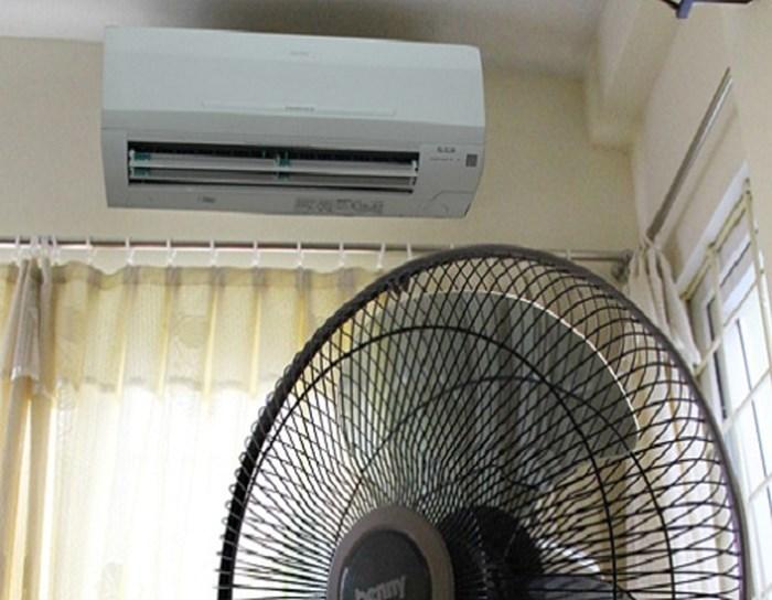 điều hòa,cách dùng điều hòa,tiết kiệm điện