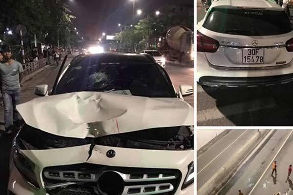 tai nạn giao thông,tai nạn,Hà Nội,hầm Kim Liên