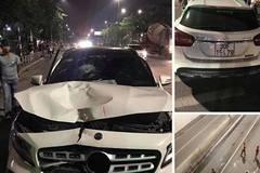 Tông 2 phụ nữ tử vong ở hầm Kim Liên, tài xế Mercedes bỏ chạy trong đêm